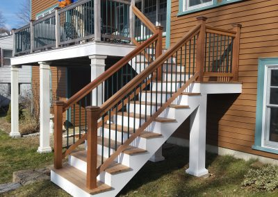 BROOKS-Deck Stairs-Gloucester