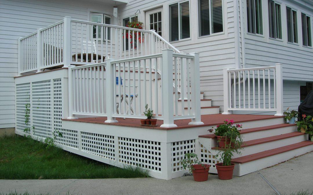 Deck-Newburyport, MA.
