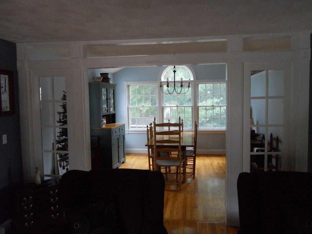 Sutton-Dining Room/Kitchen Addition-Burlington, MA.